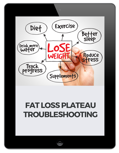 Fat Loss Plateau Troubleshooting