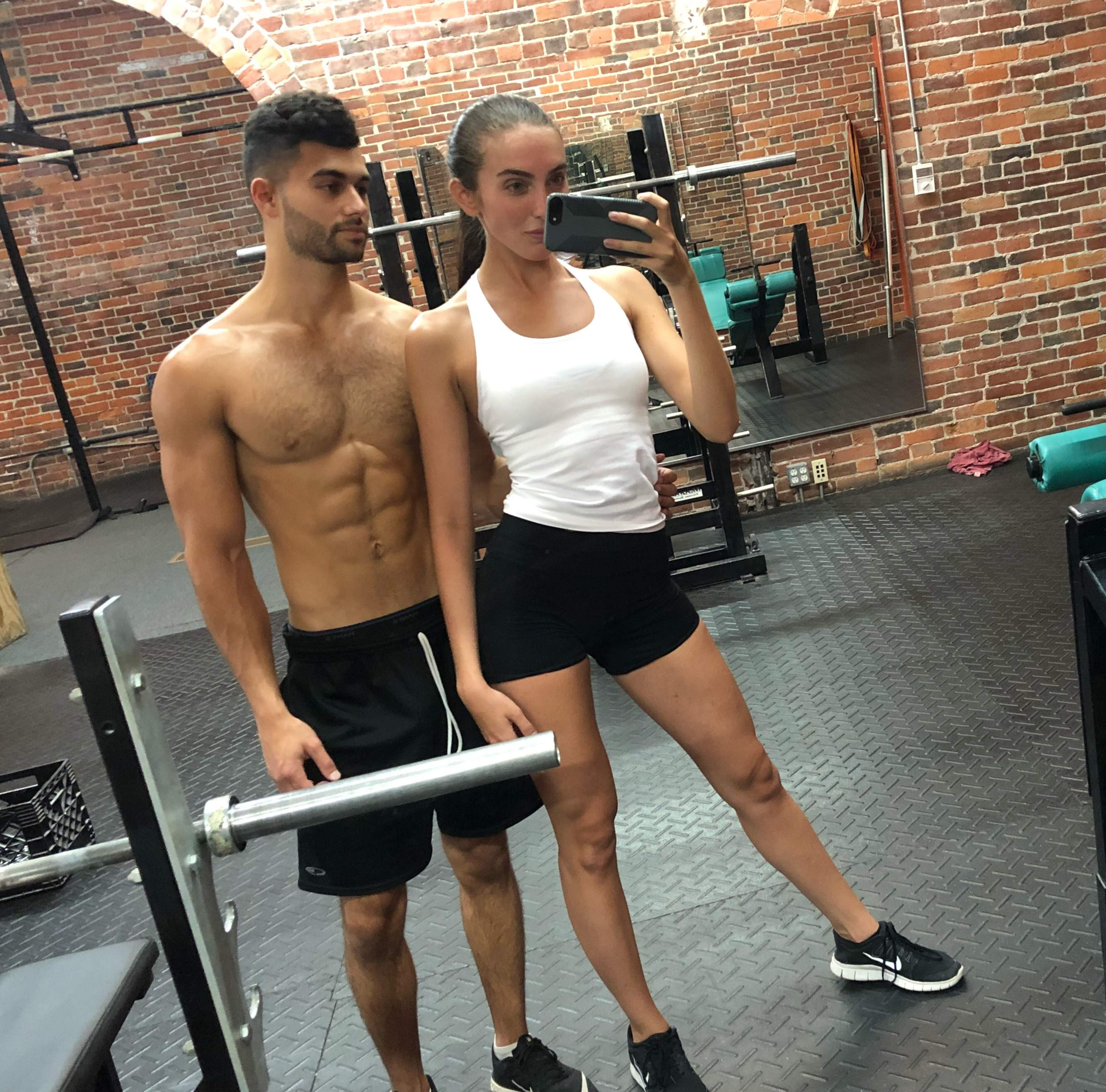 Trent And Jen Gym